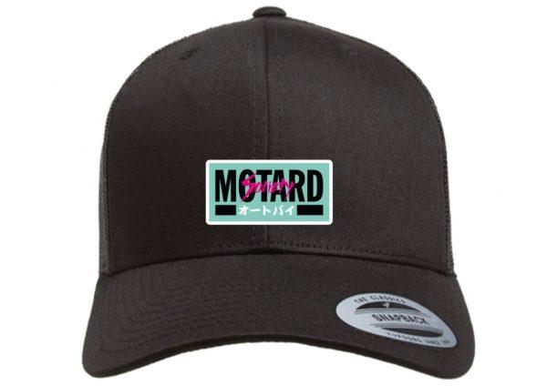 Casquette trucker Motard Society
