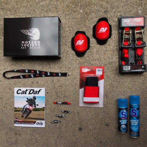 Dafy Box Sportive by Motard Society