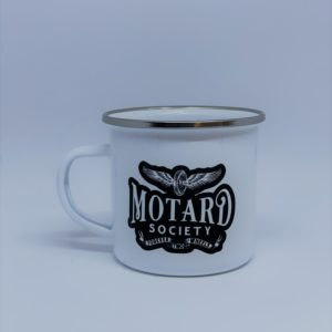 Mug motard / campeur Motard Society