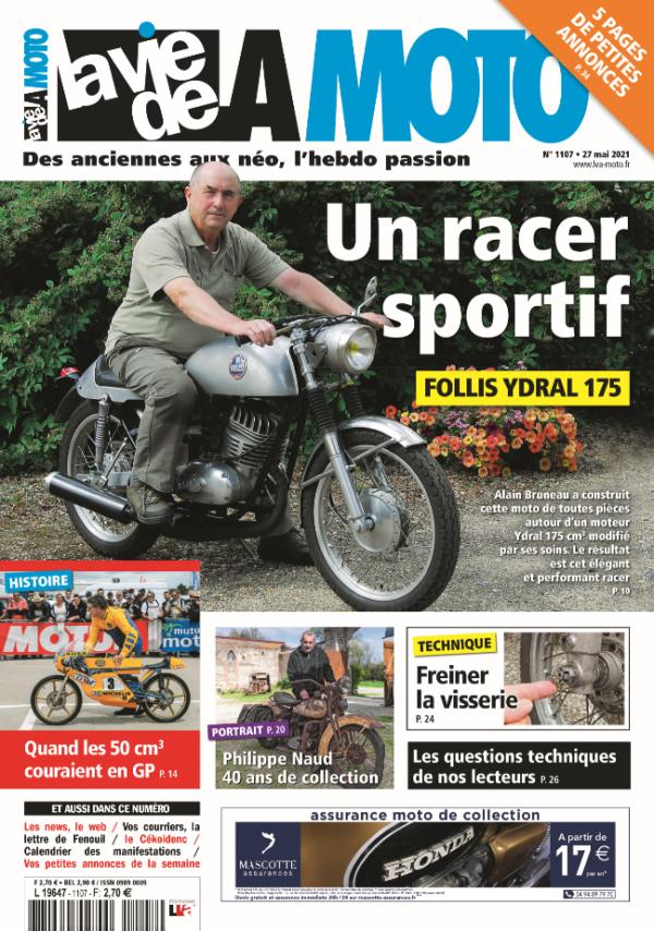 Box Motard Society La Vie de la Moto