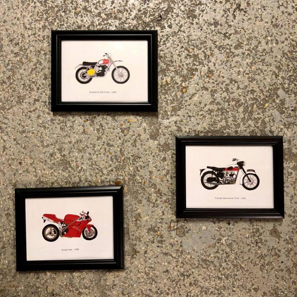 Moto Iconiques