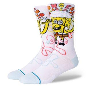 Bob l'éponge chaussettes